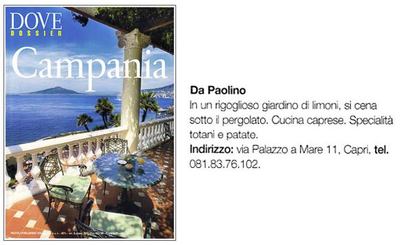 Paolino Capri - Press