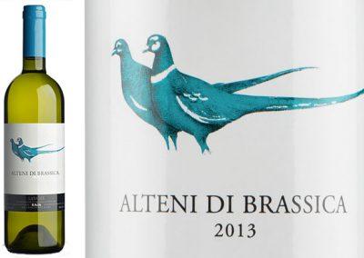 Sauvignon Blanc Langhe DOP – Alteni di Brassica 2015