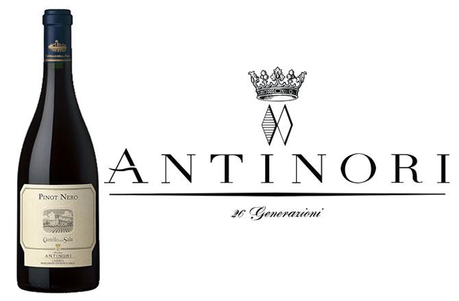 Pinot Nero Castello della Sala Antinori 2015