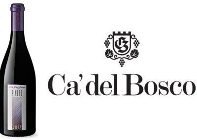 Pinot Nero del Sebino IGT – Pinèro Ca' del Bosco 2012