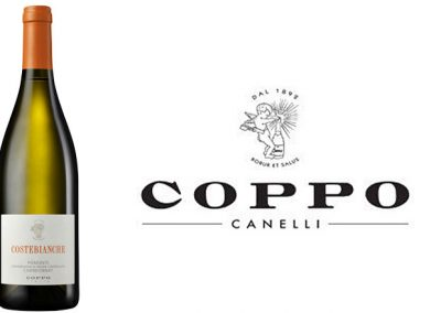 Piemonte DOC Chardonnay – Costebianche Coppo 2014