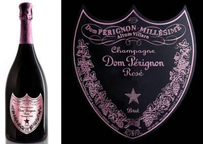 Dom Pérignon Rosé 2000