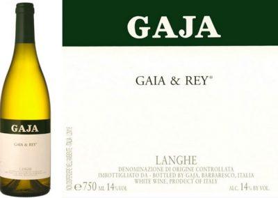 Chardonnay Langhe DOP – Gaja & Rey 2015
