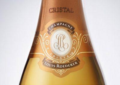Luis Roederer Rosé Millesimato 2002