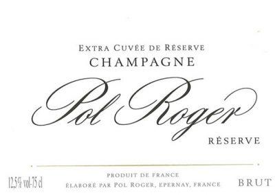 Pol Roger Extra Cuvée de Réserve