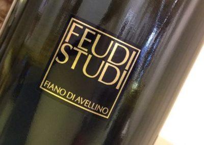"""Fiano di Avellino """"Contrada Arianello Lapio"""" (Feudi Studi)"""