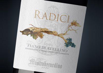 """Fiano di Avellino """"Radici"""" (Mastroberardino)"""