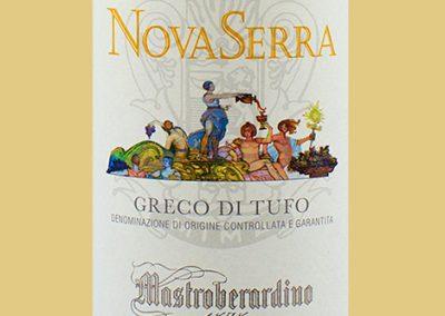 """Greco di Tufo """"NovaSerra"""" (Mastroberardino)"""