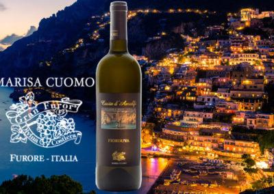 Fiorduva Costa D'Amalfi Fermentato In Barriques – Marisa Cuomo